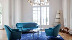 Leading design gallerists are praising the inaugural Nomad fair, held in Karl Lagerfeld's former Monaco villa, saying the format works.