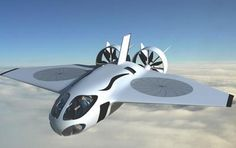 Vertical Takeoff Plane Design Flies Three Times Faster Than Helicopters