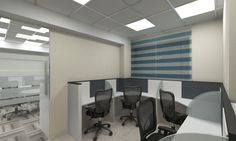 #InteriorDesign  Have A Look At Office interior Design Elevation  If You Need Any Related Services  Please Contact : +91-040-64544555, +917995113333  Email: info@wallsasia.com