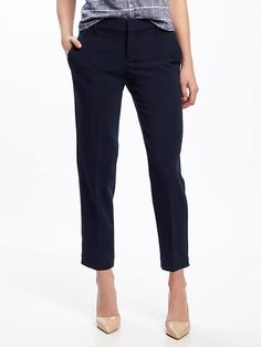 My favorite! I own 3 pairs of these, they're great for work! Mid-Rise All-New Harper Pants for Women