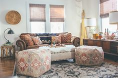 My living room has gone through so many rearrangements and decor changes in the short five years that we have lived here. Guaranteed, if you...