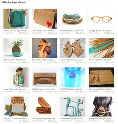 my Christmas ornaments were featured in this Etsy treasury by ottobags.. 21.10.2013.