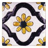 How to Get the Look of Hand Painted Tile forLess