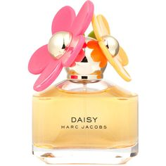 Marc Jacobs Daisy Eau De Toilette 50ml ($65) ❤ liked on Polyvore featuring beauty products, fragrance, perfume, makeup, beauty, accessories, cosmetics, marc jacobs perfume, flower fragrance and blossom perfume