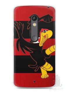 Capa Capinha Moto X Play Time Flamengo #11 - SmartCases - Acessórios para celulares e tablets :)