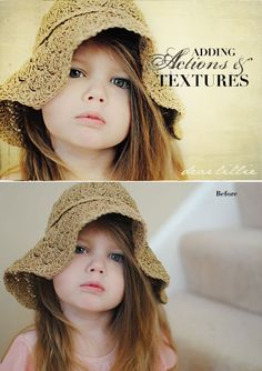 Dear Lillie: A Texture and Action TUTORIAL, New Pillows, More Growth Charts and an Upcoming Link Party