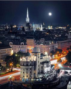 Vienna, Austria Ins: Visit Austria, Vienna Austria, Austria Travel, Beautiful Places To Visit, Cool Places To Visit, Culture Of Italy, Visit Italy, Most Visited, Beautiful Buildings