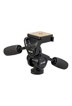 77 best tripod heads images on pinterest tripod camera and cameras slik sh806e 3way pantilt head with quick release supports 12 lbs 54 kg black 618806 fandeluxe Gallery