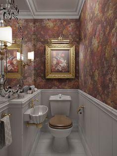 New bathroom shower toilet half baths Ideas Bathroom Interior Design, Home Interior, Interior Decorating, Shower Cubicles, Shower Remodel, Small Bathroom, Room Decor, Decoration, Half Baths