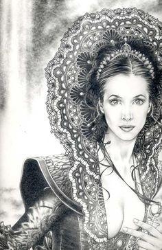 Aria #4 by Jay Anacleto * - Art Vault