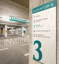 Image result for parking garage levels