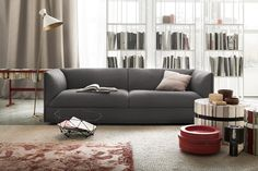 BEST BRANDS: Lema in 10 frames - Ocean Drive Sofa, Christophe Pillet, 2013 | #designbestmagazine @lemamobili