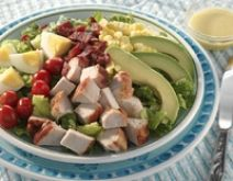 Deep Fried Turkey Cobb Salad - South Dakota Poultry Industry Association