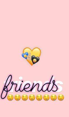 Emoji Wallpaper Iphone, Cute Emoji Wallpaper, Cute Wallpaper Backgrounds, Cellphone Wallpaper, Cute Wallpapers, Instagram Frame, Story Instagram, Aesthetic Pastel Wallpaper, Aesthetic Wallpapers