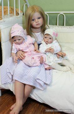 Все только для тебя... Куклы реборн Елены Ядриной / Куклы Реборн Беби - фото, изготовление своими руками. Reborn Baby doll - оцените мастерство / Бэйбики. Куклы фото. Одежда для кукол