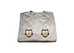 Owl Jumper Juggz Jumpers Jumper Designs, Bespoke Design, Your Favorite, Hand Sewing, Owl, Jumpers, Sweatshirts, Sweaters, How To Make