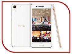 Сотовый телефон HTC Desire 728G Dual Sim White Luxury  — 8997 руб. —