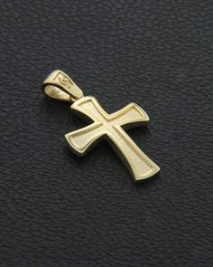 Σταυρός χρυσός Κ14 Jewelry Rings, Silver Jewelry, Cross Symbol, Cross Necklaces, Cross Designs, Crosses, My Boyfriend, Cas, Jewerly