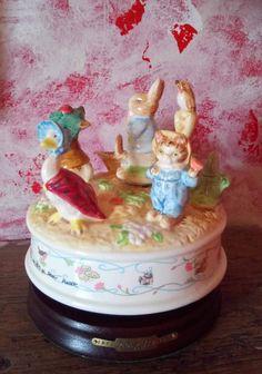 Peter Rabbit Border Fine Arts/Musical by MerryLegsandTiptoes