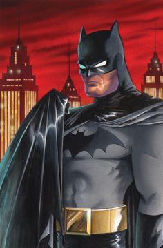Batman #627 by Matt Wagner