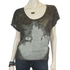 such a sucker for graphic tees! bonus- this one is only $30.00