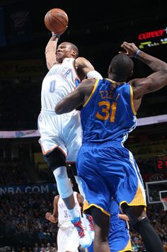 Thunder vs. Warriors: Feb. 6, 2013 | THE OFFICIAL SITE OF THE OKLAHOMA CITY THUNDER