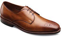 Allen Edmonds Flat Iron Leather Oxfords