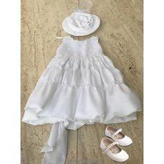 Οικονομικό σετ βάπτισης κορίτσι με φόρεμα New Life και παπούτσια Babywalker, Βαπτιστικό πακέτο κορίτσι με ρούχα/παπούτσια Babywalker τιμές, Πακέτο Βαπτιστικό για κορίτσι με φορεματάκι/παπούτσια Babywalker, Βάπτιση-Βαπτιστικά κορίτσι προσφορά