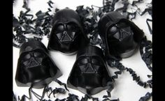 Lord Vader - mydełka glicerynowe
