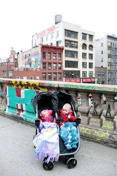 The Pretty Life Girls: PLG Loves: Combi Fold 'N Go Double Stroller