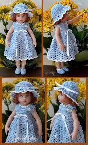 Výsledek obrázku pro oblečky na panenky střihy