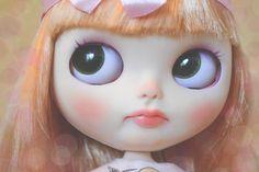 OOAK Custom Factory Blythe Doll Peta by MissFreyaJ
