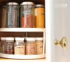 Organized Spaces & Solutions | Home Made by Carmona