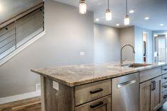 Does your kitchen island need an upgrade? // Design by 303 Development Custom Homes, Denver, Kitchen Island, King, Design, Home Decor, Room Decor, Design Comics, Home Interior Design
