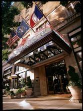 The Heathman Hotel--Good restaurant too
