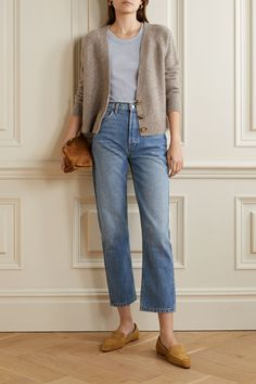 Simple Outfits, Cool Outfits, Casual Outfits, Fashion Outfits, Women's Fashion, Loafers For Women Outfit, Pulls, Mannequin, Minimalist Fashion