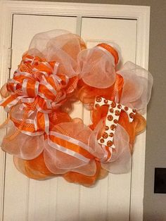 University of Tennessee Wreath.