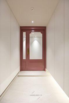 Home Decoration Cheap Ideas Nordic Interior, Apartment Interior, Room Interior, Home Interior Design, Interior Architecture, Door Gate Design, Entrance Design, House Entrance, Window Design