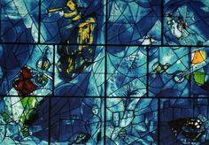 Marc Chagall ~ Le vetrate | Tutt'Art@ | Pittura * Scultura * Poesia * Musica |