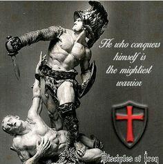 Disciples of iron