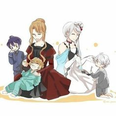 13 awesome otome art  images | Diabolik lovers, Manga anime