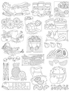 Amazon.com: Aunt Martha's Fruits and Veggies Embroidery Transfer Pattern Book, Over 25 Iron On Patterns: Arts, Crafts  Sewing
