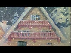 Animated short 'The Snowman' by Raymond Briggs. The song 'Walking In The Air' written by Howard Blake sung by Peter Auty. Christmas Music, Christmas Movies, Christmas Time, Raymond Briggs, Theme Song, Animation Film, Snowman, David Bowie, Childhood