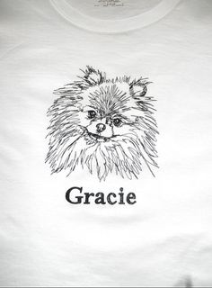 Hey, I found this really awesome Etsy listing at https://www.etsy.com/listing/235715461/personalized-pomeranian-embroidered