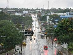 JORNAL CORREIO MS: Céu parcialmente nublado com previsão de pancadas ...