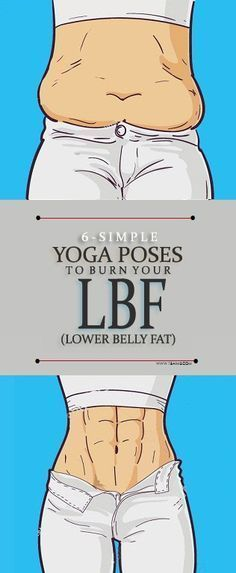 6 Simple Yoga Asanas To Burn Lower Belly Fat
