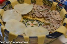 Philly Cheesesteak Crescent Ring - Mrs Happy Homemaker