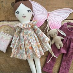Hello Spring! 🌸 Another look at the sweet custom for a little girl going on a road trip with her dolly! I can't wait to see her travelling shots ☺ Don't forget to tag me in your pictures, I love seeing your kids and their dolls 💗
