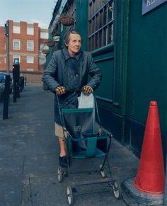 Stephen Gill - Trolley Portraits