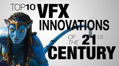 Top 10 VFX Innovations in the 21st Century! #film #movies #animation #vfx #innovation #top10